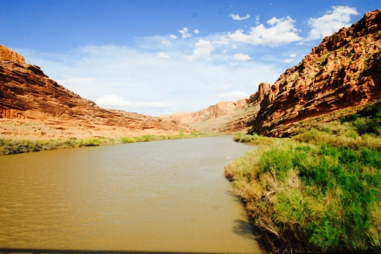 Colorado River & Arches National Park