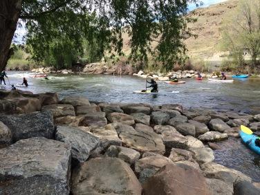 Salida Paddleboarders