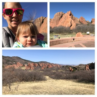 Roxborough State Park Hike